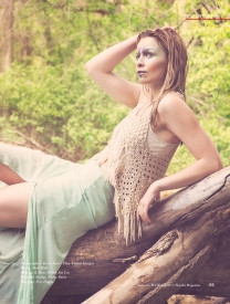 Published in Sheeba Magazine Water Issue (2015) Shot by: Flux Vision Images MUA: Jen Lee Wardrobe: Nicky Parry