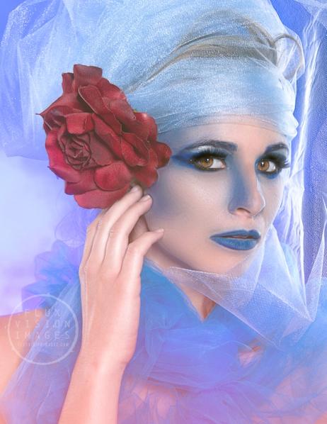 Published in Wildheart Magazine Dreaming In Color 2014 MUA: Emmy Elle Model: Spencer Johnson Shot by: Flux Vision Images