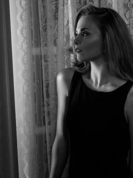 Shot by: Jeremy Murchland MUA: Danielle French Hair: Rebecca Zirkle Wardrobe: Lila Palomares
