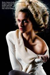 Shot by: Vanessa Vonrouge Hair: Nicole Walker MUA: Sasha Stars Wardrobe: Everyday Pixie