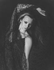 Published in BeauNU Magazine Photographer: Kerri Jean MUA: Keria