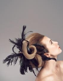 Published in Elegant Magazine (2016) Photography: Images by Kerri Jean MUA/H: Chie Sharp Wardrobe: Kerri Jean