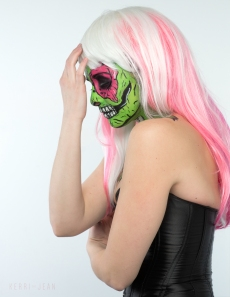 Photography: Images by Kerri Jean Body paint: Chevy Johnson Shoes: Iron Fist Clothing Coach: Laura New Meyers