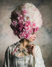 Photography: Kerri Jean Male Model: Jordan Woods MUA: Julie Powers Hair: Chie Sharp Jewelry: Serket Jewelry Gown: Darkspectre Custom Couture