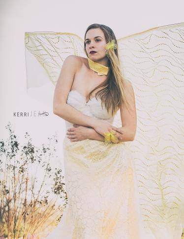 Photography: Kerri Jean Location: The Jewel Box Saint Louis